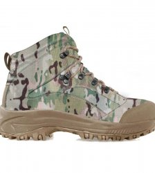 Ghete Gurkha Tactical All-Terrain - multicam