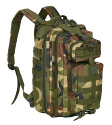 Gurkha Tactical Assault rucsac - woodland